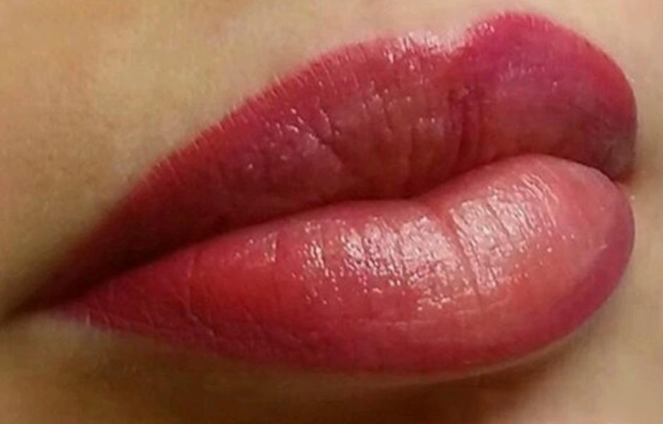 Dermopigmentazione Estetica Visagistica Trucco SemiPermanente Labbra Rosy Di Dato Dermopigmentista