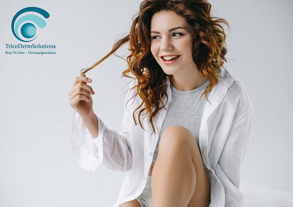 Alopecia: Iniezioni con Polinucleotidi   TRICODERMSOLUTIONS